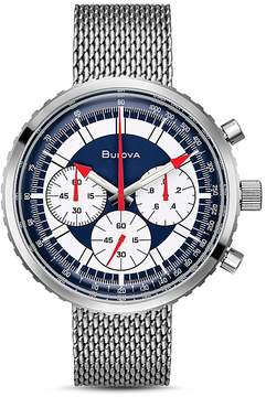 Bulova Chronograph Watch, 46mm