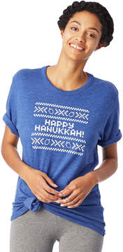 Alternative Apparel Keeper Hanukkah Vintage Jersey T-Shirt