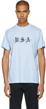 Noon Goons Blue Surf USA T-Shirt