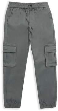 Hudson Boy's Cargo Jogger Pants - Unconquered, Size m (10-12)