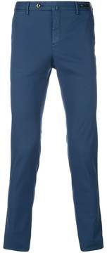 Pt01 super slim chino trousers