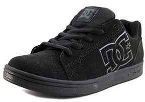 DC Serial Round Toe Leather Skate Shoe.