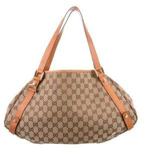 Gucci GG Medium Abbey Bag - BROWN - STYLE
