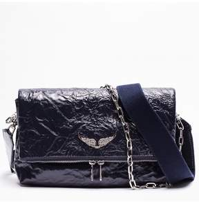 Zadig & Voltaire Zadig Voltaire Rocky Creased Bag