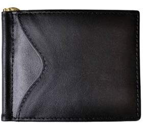 Royce Leather Men's Rfid Blocking Money Clip Wallet.