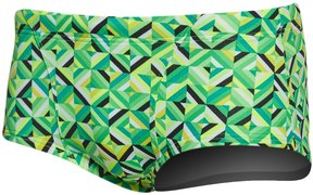 Funky Trunks Men's Radioactive Square Leg Brief Swimsuit 8162905