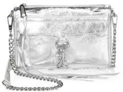 Rebecca Minkoff Mini-Mac Leather Crossbody Bag