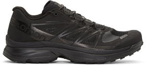 Salomon Black S-Lab Wings Limited Edition Sneakers