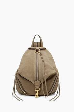 Rebecca Minkoff Medium Julian Backpack - OLIVE - STYLE