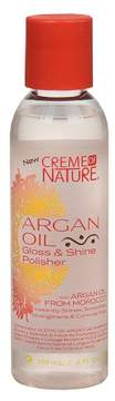 Creme Of Nature Argan Oil Gloss & Shine Hair Polisher Liquid