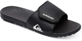 Quiksilver Men's Shoreline Adjustable Slides