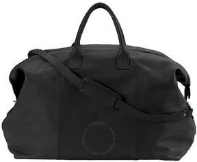 Royce Leather Royce Euro Traveler Luxury Duffel Bag Luggage Handcrafted in Genuine Leather - Black