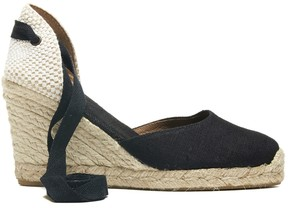Sole Society Tall Linen Wedge Espadrille Linen Wedge