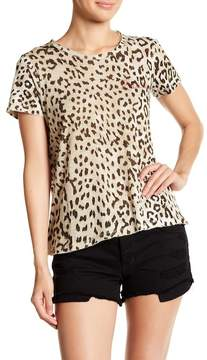 Chaser Animal Print Top