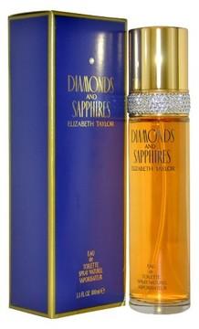Elizabeth Taylor Diamonds and Sapphires by Women's Eau de Parfum Gift Set - 3.3oz