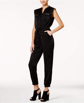 Bar III Utility Jumpsuit, Created for Macy's
