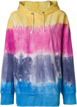 Champion washed out hoodie