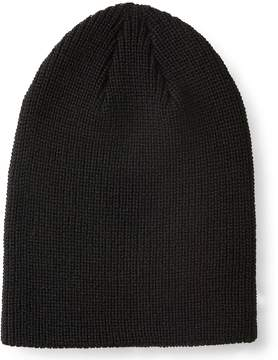 Aeropostale Final Sale -Solid Slouch Beanie