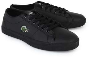 Lacoste Black Marcel Laced Trainers