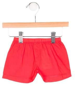 Emile et Ida Girls' Elasticized Mini Shorts w/ Tags