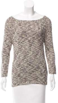Brochu Walker Knit Scoop Neck Sweater w/ Tags