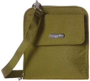 Baggallini - Travel Passport Crossbody Cross Body Handbags