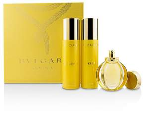 Bvlgari Goldea Coffret: Eau De Parfum Spray 50ml + Body Milk 200ml + Bath & Shower Gel 200ml