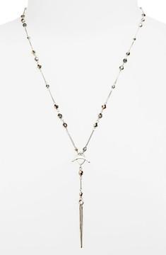 Chan Luu Women's Swarovski Crystal Dagger Y-Necklace