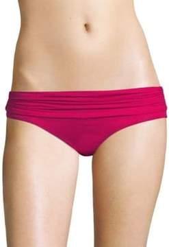 Melissa Odabash Ruched Bikini Bottom