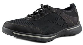 Earth Origins Cruise Women Round Toe Synthetic Black Tennis Shoe.