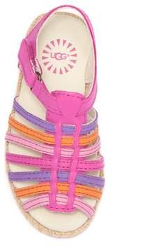 UGG 'Gretel' Sandal (Walker & Toddler)