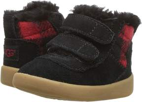 UGG Pritchard Plaid Boys Shoes