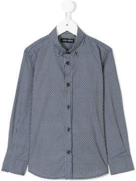 Antony Morato patterned shirt