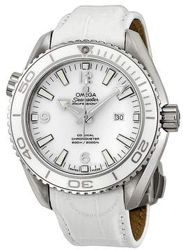 Omega Seamaster Planet Ocean Automatic White Dial Stainless Steel Men's Watch