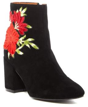 Catherine Malandrino Melky Floral Bootie