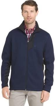 Izod Men's Advantage Regular-Fit Performance Shaker Fleece Jacket