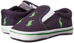 Polo Ralph Lauren Kids - Bal Harbour Repeat Soft Sole Boy's Shoes