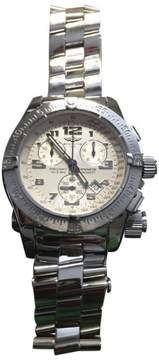Breitling Emergency Mission A73322 Stainless Steel 45mm Watch