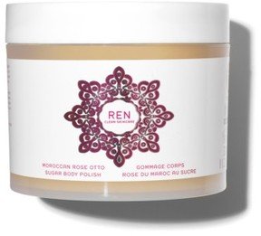 REN Space.nk.apothecary Moroccan Rose Otto Sugar Body Polish