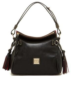 Dooney & Bourke Mini Leather Satchel