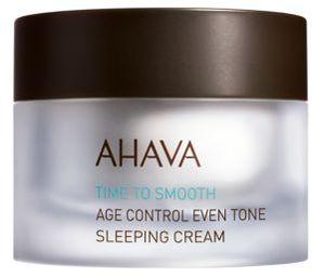 Ahava Age Control Even Tone Sleeping Cream 1.7oz