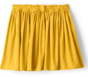 Lands' End Lands'end Girls Gathered Cord Skirt
