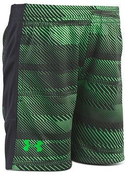 Under Armour Boys' Multi-Stripe Performance Shorts - Little Kid