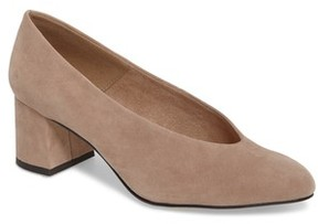 Bella Vita Women's Jensen Block Heel Pump