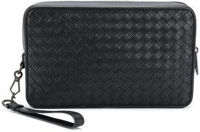 Bottega Veneta textured clutch bag