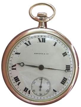 Patek Philippe Shreve & Co. 18K Gold Open Face Pocket Watch