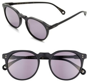 Raen Men's 'Remmy' 52Mm Sunglasses - Matte Black