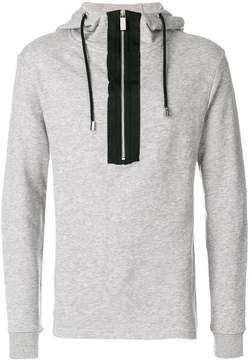 Blood Brother zip hoodie