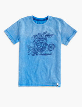 Lucky Brand Wave N Pave Tee