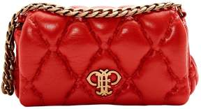 Emilio Pucci Red Leather Clutch Bag